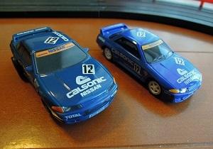 R32スロットとミニカー