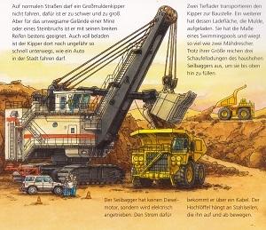 Wir entdecken die Riesenfahrzeuge その3