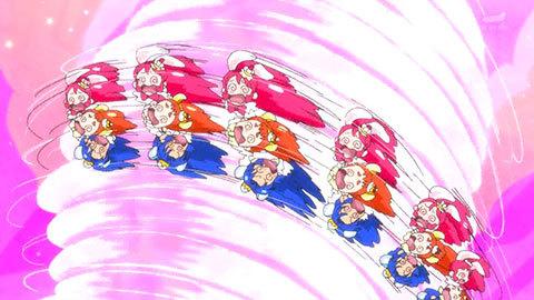【キラキラ☆プリキュアアラモード】第10話「ゆかりVSあきら!嵐を呼ぶおつかい!」