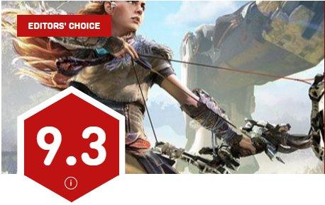 PS4『ホライゾンゼロドーン』 IGNレビュー 「オープンワールドは美しくアメイジング!」