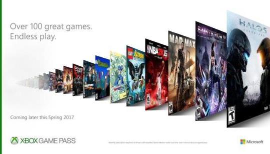 『Game Pass』はXboxOneの終わりの始まりなのか!?