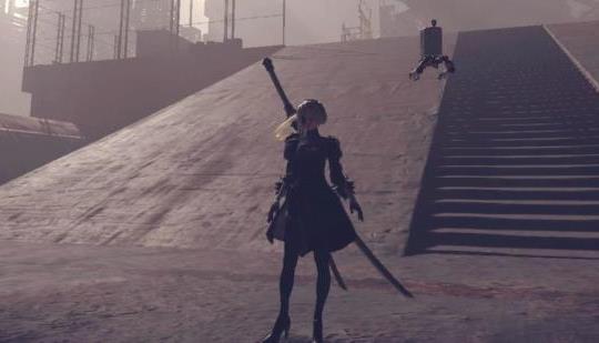 PS4『ニーア オートマタ』レビュー 「時代遅れのクソゲー」
