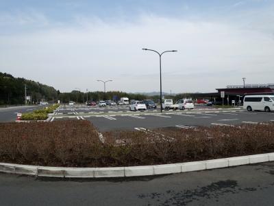 道の駅 常陸大宮 駐車場