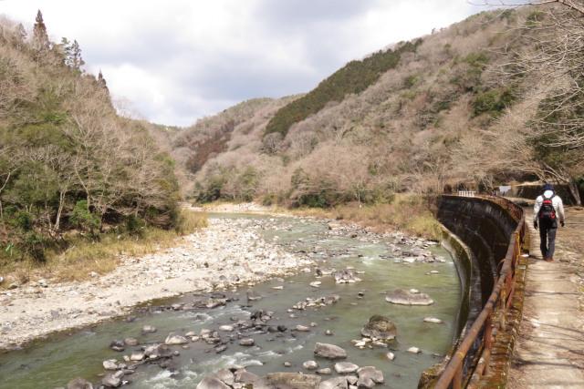武田尾廃線跡_ハイキングコース