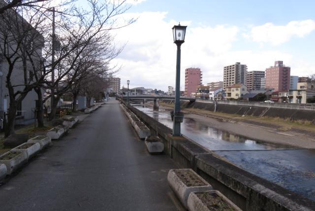 兵庫県三田市街