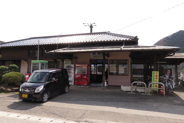JR梁瀬駅