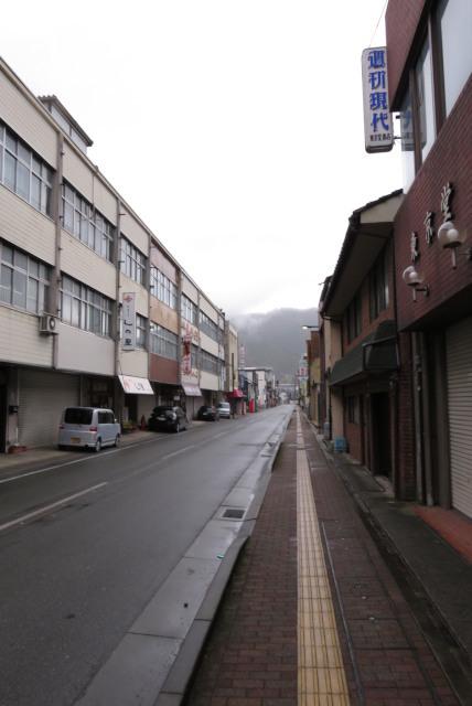 和田山駅前
