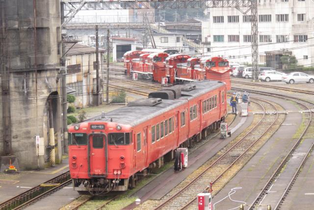豊岡駅_ラッセル車