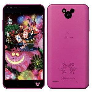006_Disney Mobile on docomo DM-02H