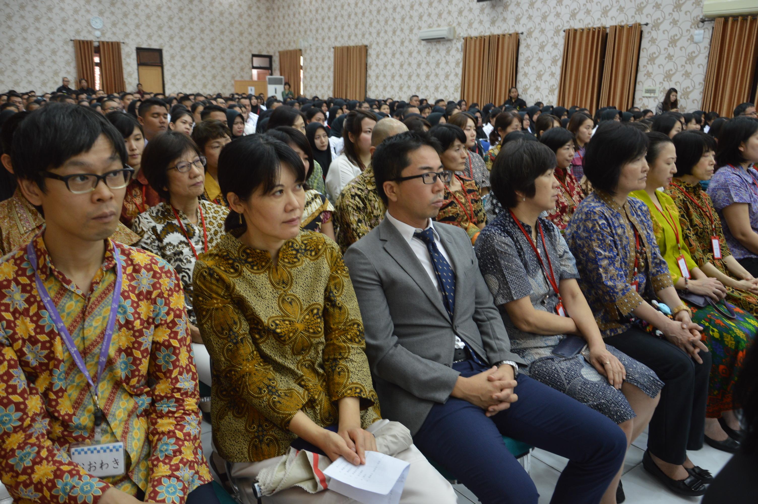 EPA12期生日本語講習開講式2