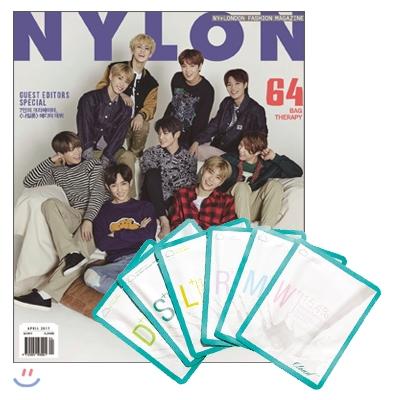 2_韓国女性誌_NYLON_2017年4月号