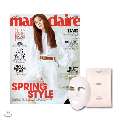 16_韓国女性誌_マリクレール_2017年5月号