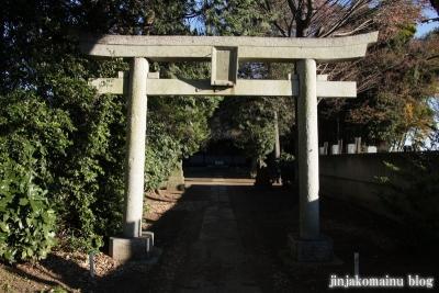 久伊豆神社(蓮田市駒崎)6