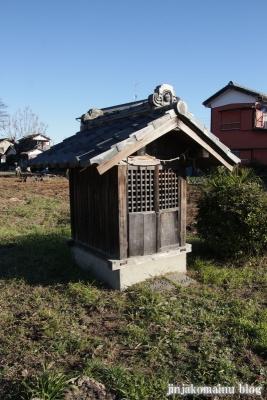 稲荷神社(蓮田市閏戸)3