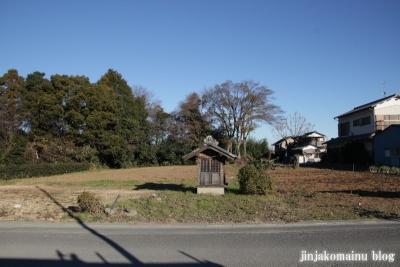 稲荷神社(蓮田市閏戸)1
