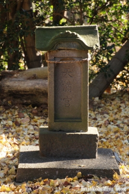 久伊豆神社(蓮田市井沼)7
