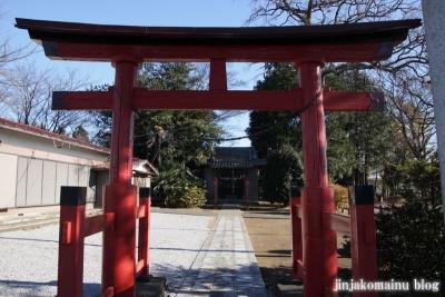 稲荷神社(蓮田市根金)2