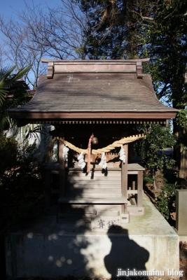 稲荷神社(蓮田市根金)5