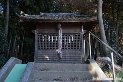愛宕神社(蓮田市閏戸)4