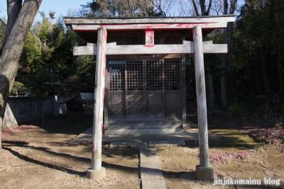 諏訪神社(北足立郡伊奈町小室)2