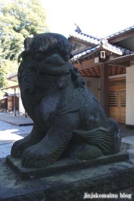 氷川神社(北足立郡伊奈町本町)21
