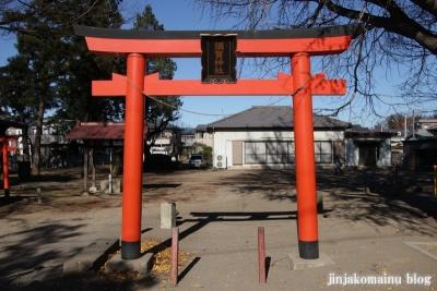 須賀神社(蓮田市上)2