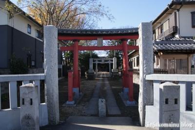 須賀神社(蓮田市上)4