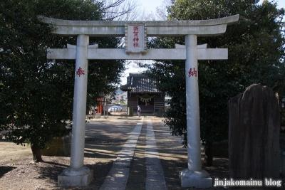 須賀神社(蓮田市上)8