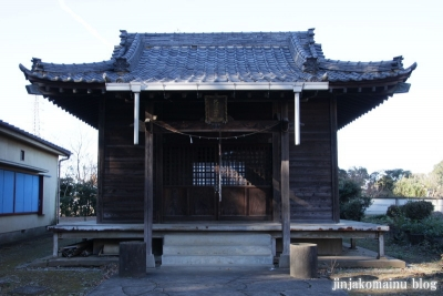 久伊豆神社(蓮田市閏戸)8
