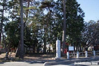 久伊豆神社(蓮田市川島)1