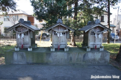 久伊豆神社(蓮田市川島)14