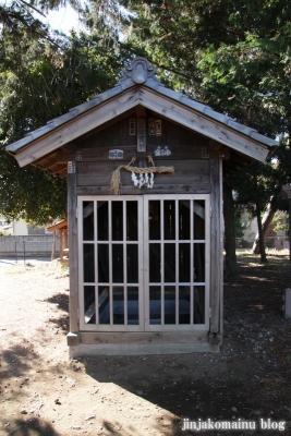久伊豆神社(蓮田市川島)4