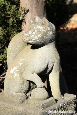 稲荷神社(上尾市平塚)4