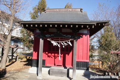 稲荷神社(上尾市平塚)6