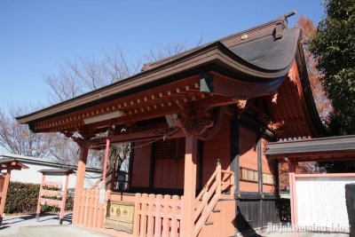 氷川神社(上尾市原市)7
