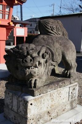 氷川神社(上尾市原市)12