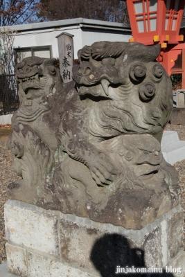 氷川神社(上尾市原市)16