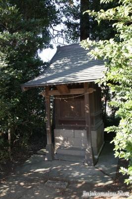金比羅神社(上尾市原市)5