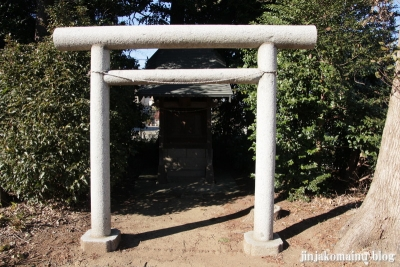 金比羅神社(上尾市原市)2