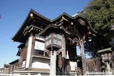 稲荷神社(上尾市原市中)7