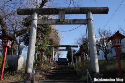 愛宕神社(上尾市原市)2