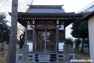 愛宕神社(上尾市原市)8