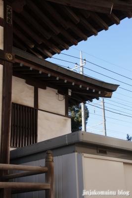 日枝神社(上尾市原市)6