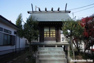 新明神社(上尾市原市)4