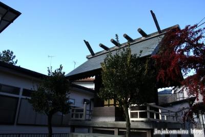 新明神社(上尾市原市)5