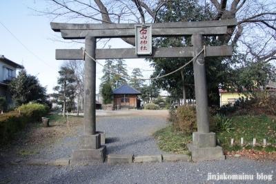 白山神社(上尾市原市)2