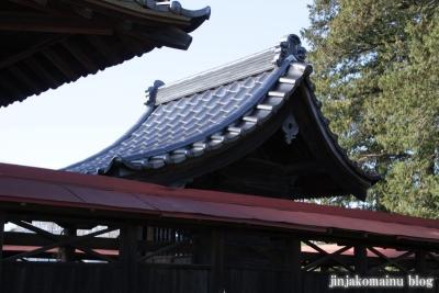 白山神社(上尾市原市)8