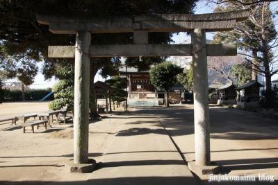 瓦葺氷川神社(上尾市瓦葺)4