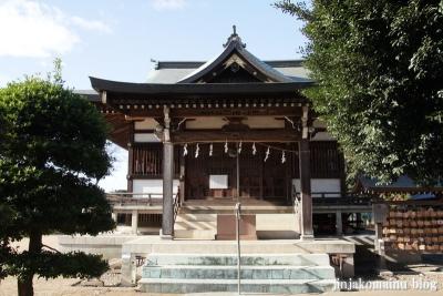 瓦葺氷川神社(上尾市瓦葺)6