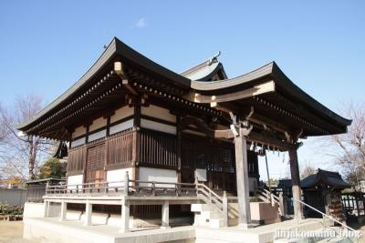瓦葺氷川神社(上尾市瓦葺)9